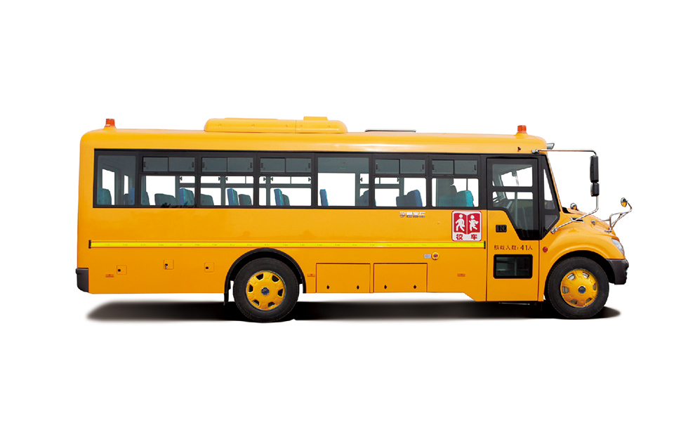 宇通41座中学生校车ZK6859DX