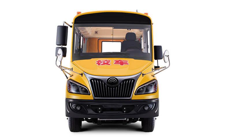 宇通牌ZK6535DX型幼儿专用校车(宇通三代校车)